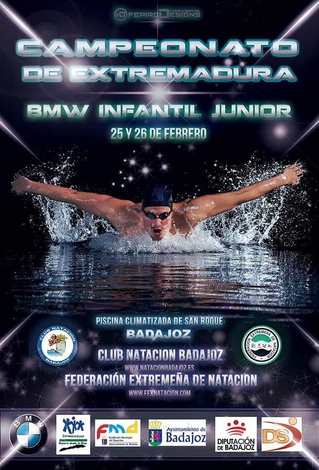 Campeonato de Extremadura Infantil y Júnior 2017