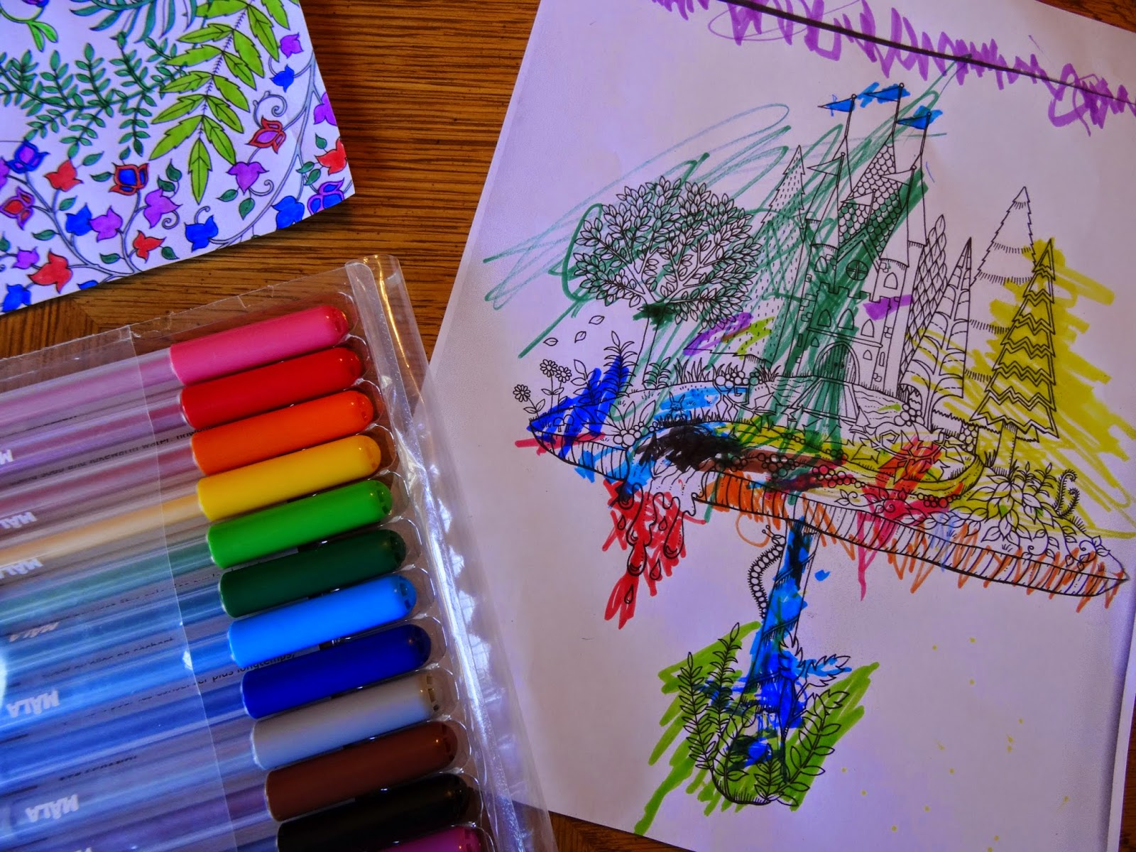 To Color Within The Lines But Doesnt Mom Need Something On Those Rainy Days When All Markers And Colored Pencils Have Been Pulled Out
