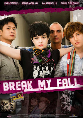 Watch Break My Fall 2011 BRRip Hollywood Movie Online | Break My Fall 2011 Hollywood Movie Poster