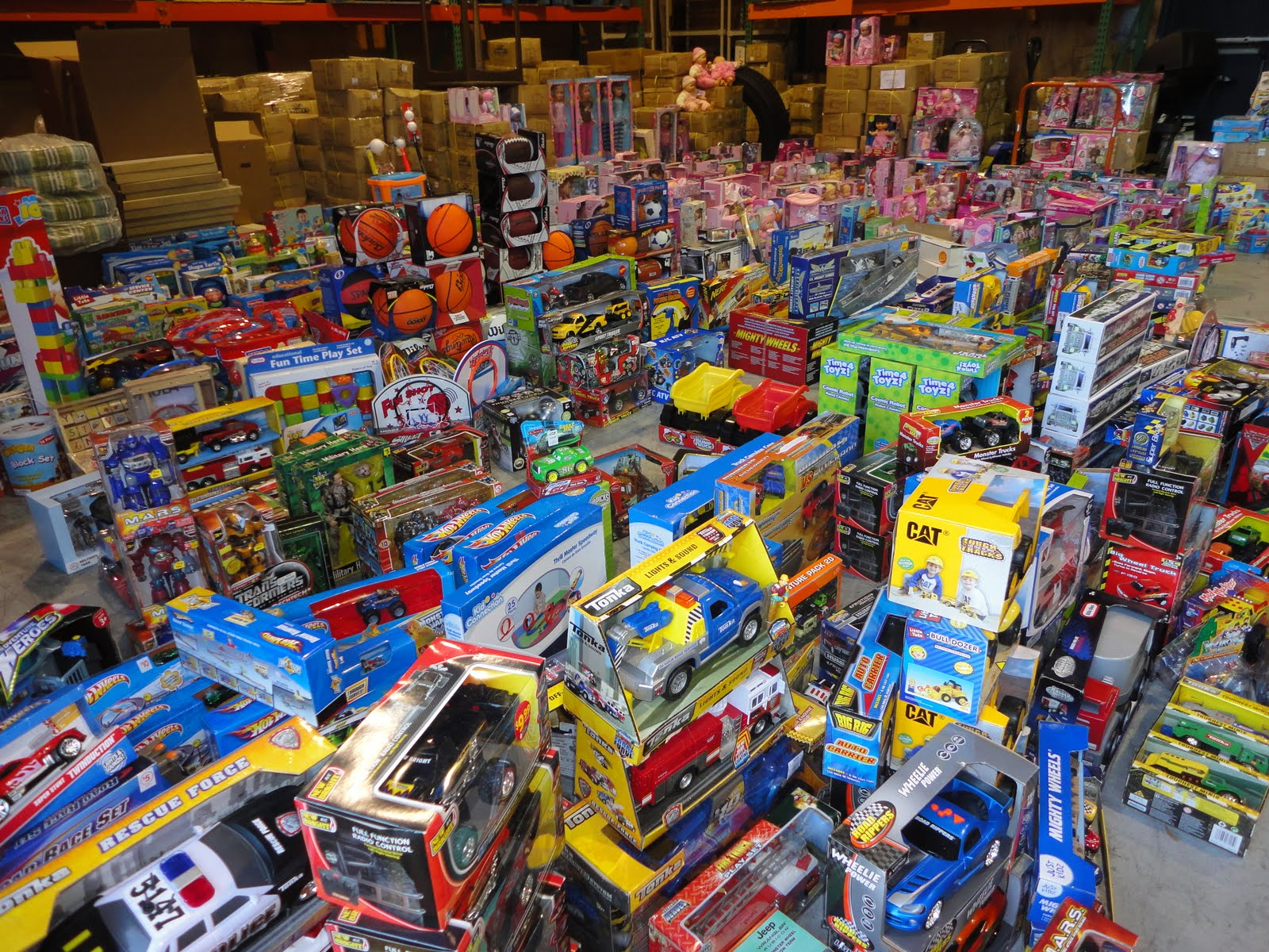 Toys For Tots Thank You : Children with a vision inc thank you toys tots