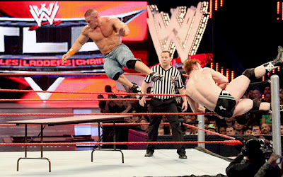 John Cena Vs Sheamus