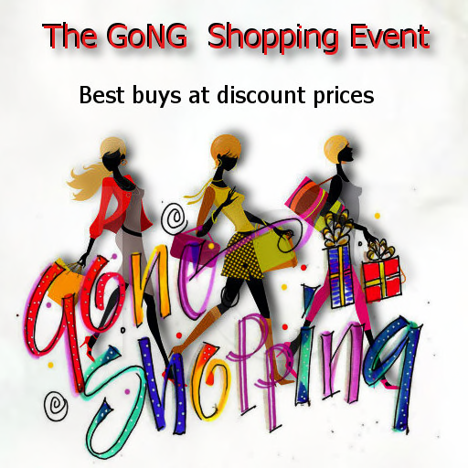 The Gong Shopping Event