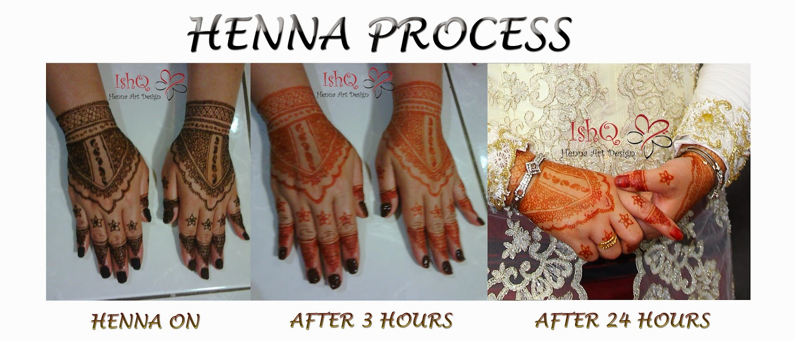 ISHQ HENNA ART DESIGN April 2014