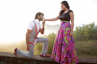 Mynaa Kannada movie stills