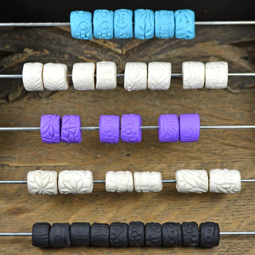 Kristi Bowman Design: Naked Polymer Clay