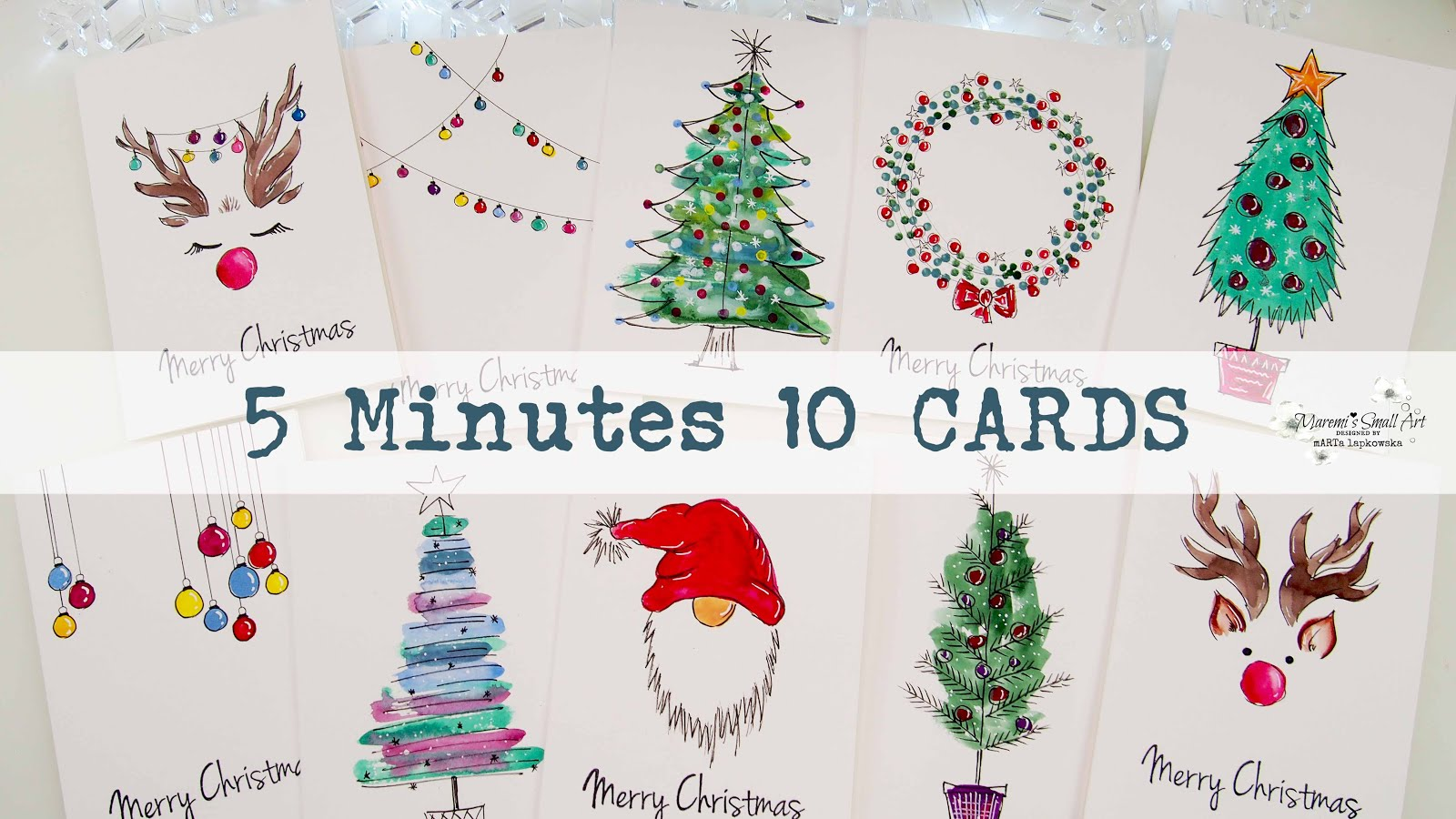Video - 1- cards - 5 mins