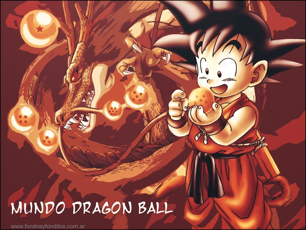 Imágenes de Dragon Ball - Vol.1 (19 fotos) - Imagenes y ...