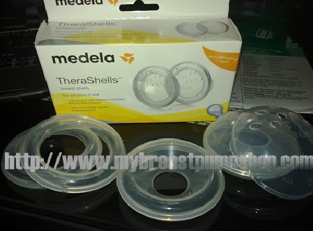 Medela Therashell