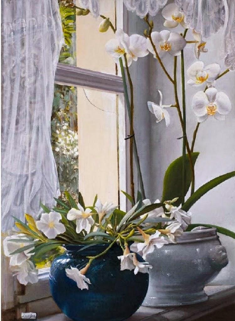 jarron-con-flores-arte
