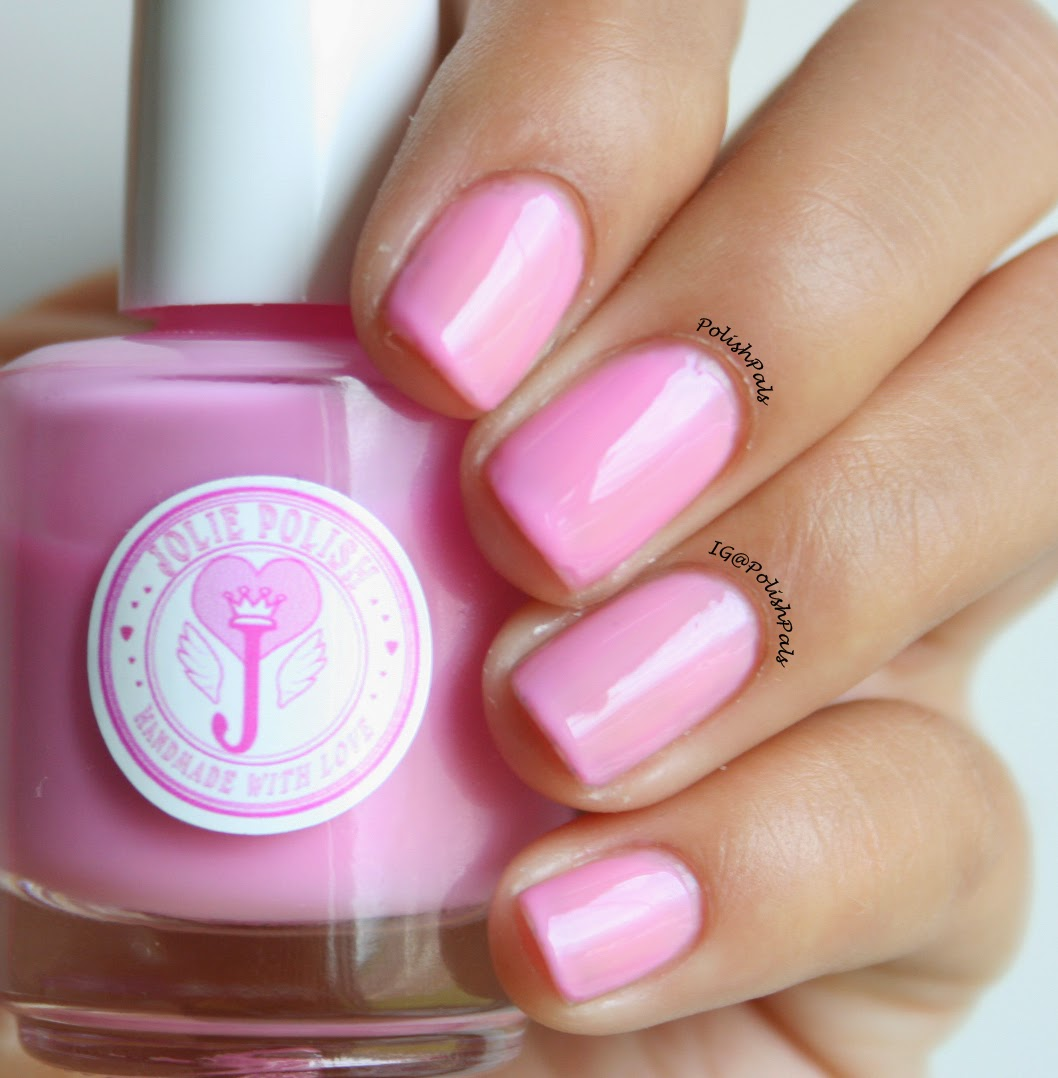 Hey Pink Hotty by Jolie Polish