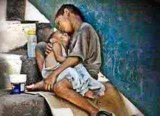 Pelukan Terakhir 2 Anak Yatim
