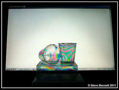 Photoelasticity or Birefringence Photography Trick Tutorial