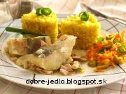 Ryba na čínsky spôsob - recept
