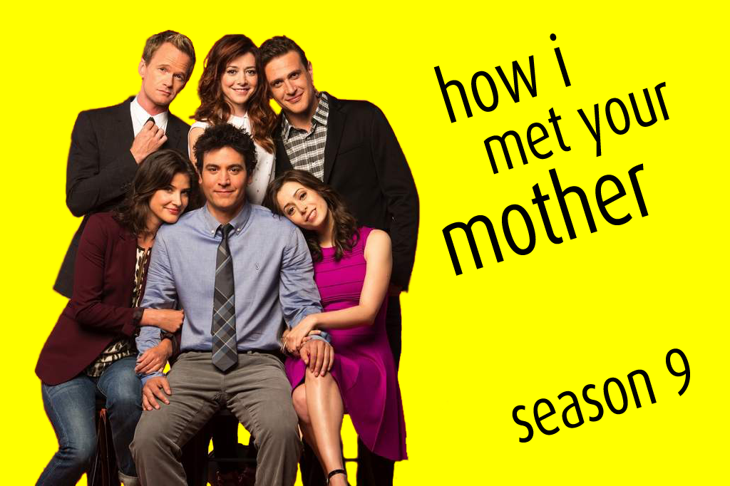 Scully Nerd Reviews: <b>How I Met Your Mother</b> (Season 9)