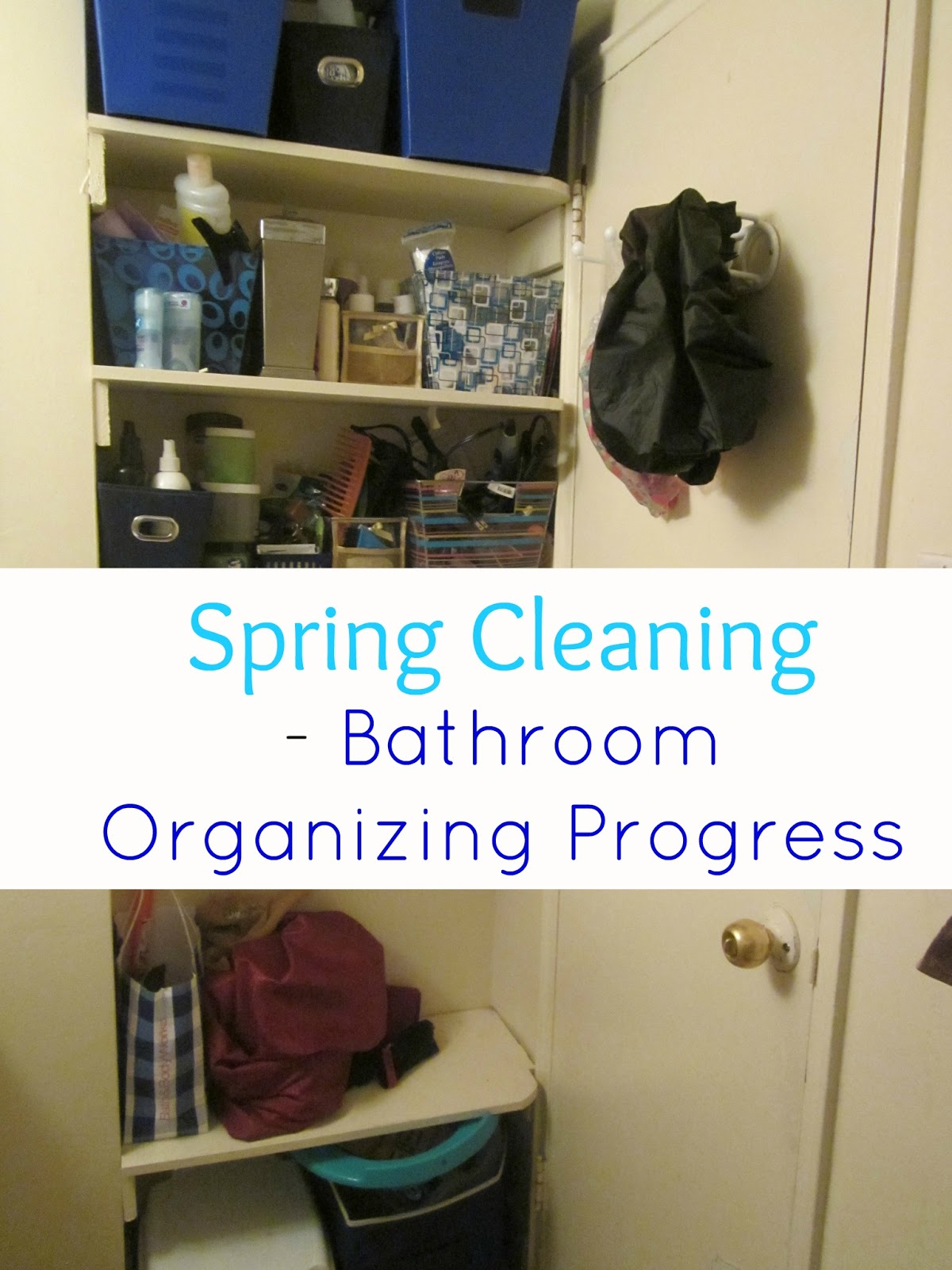 spring cleaning, organizing