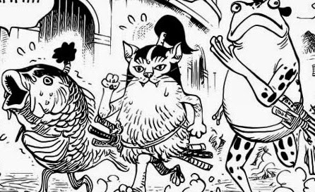 Komik One Piece Chapter 731 Bahasa Indonesia