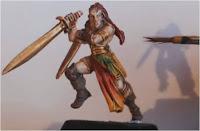 Bailarín Guerrero de los Elfos Silvanos