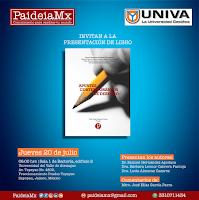 """Presentación del libro """"APUNTES CONTEMPORÁNEOS DE DERECHO"""""""