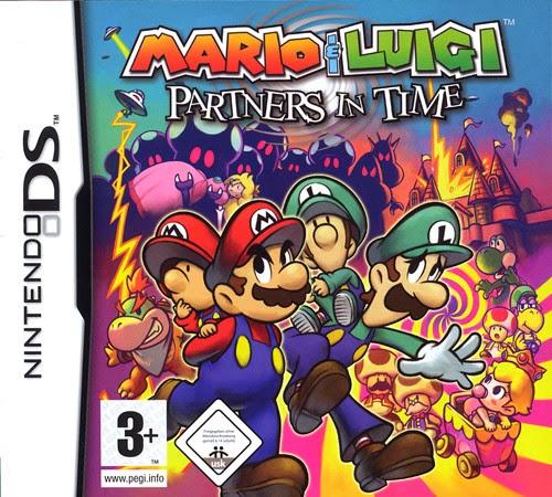 Mario & Luigi: Les Frères du Temps (EU)