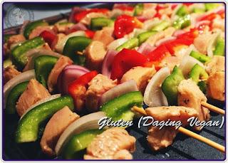 Cara Membuat Gluten (Daging Vegan) Untuk Vegtarian dan Vegan