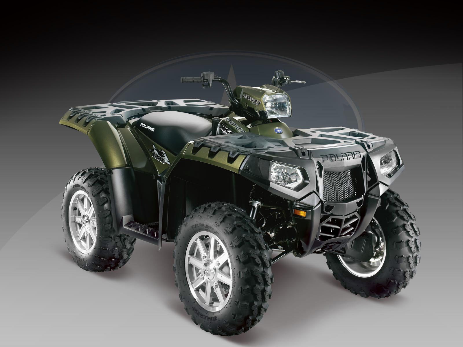 2010 polaris sportsman 850 xp eps atv wallpapers, specifications