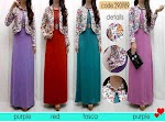 290989 Gamis Spandex + Blazer SOLD OUT