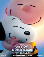Snoopy y Charlie Brown: Peanuts, La Película (2015) [Latino]