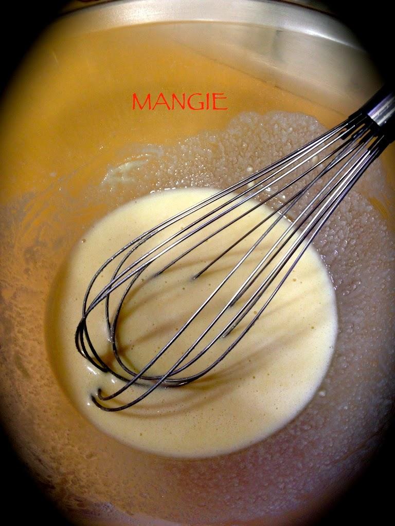 Mezcla leche frita