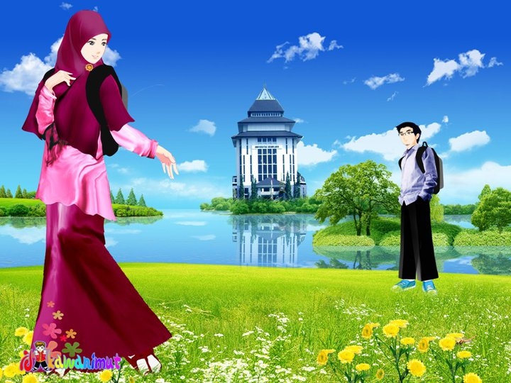 When Akhwat Fall In Love