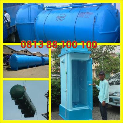 septic tank biotech modern dan baik, septik tenk, biotek, biofil asli, portable toilet fiberglass, sewage treatment plant, ipal, go green