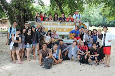Ajak seluruh teman-temanmu ke Ujung Kulon
