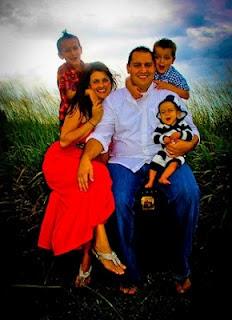 Family Travel Blog Baby Trek The Ingram S Story And