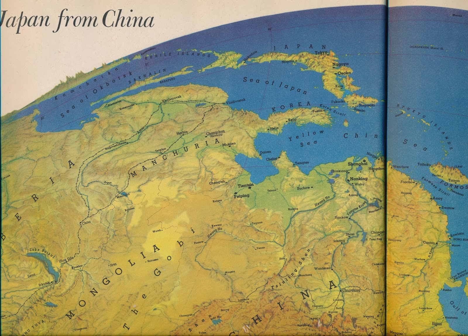 Ir and all that look at the world the following scan is drawn from the same map japan from china and gives a good view of the nations of the south china sea the map was published in 1944 gumiabroncs Choice Image