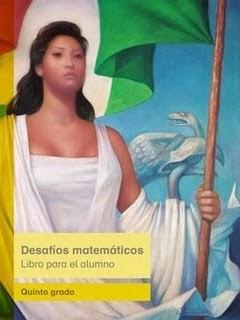 Libros de texto ciclo escolar 2014-2015 Desafios Matemáticos por bloque