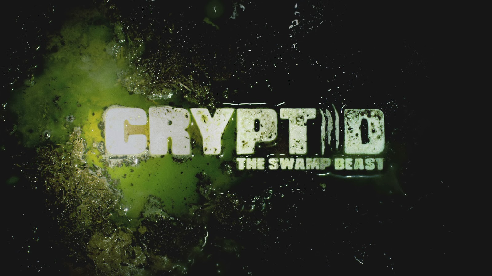 The History Channel CRYPTID: THE SWAMP BEAST