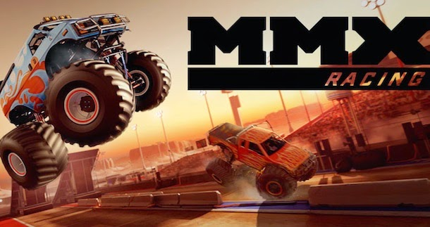 MMX Racing Gameplay