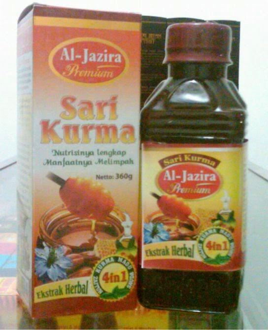 Sari Kurma Al Jazira Premium