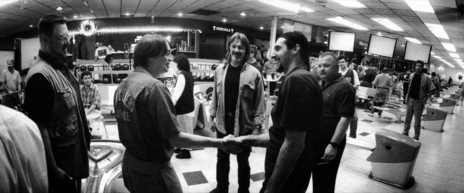 John Goddman, Steve Buscemi y John Turturro - The Big Lebowski