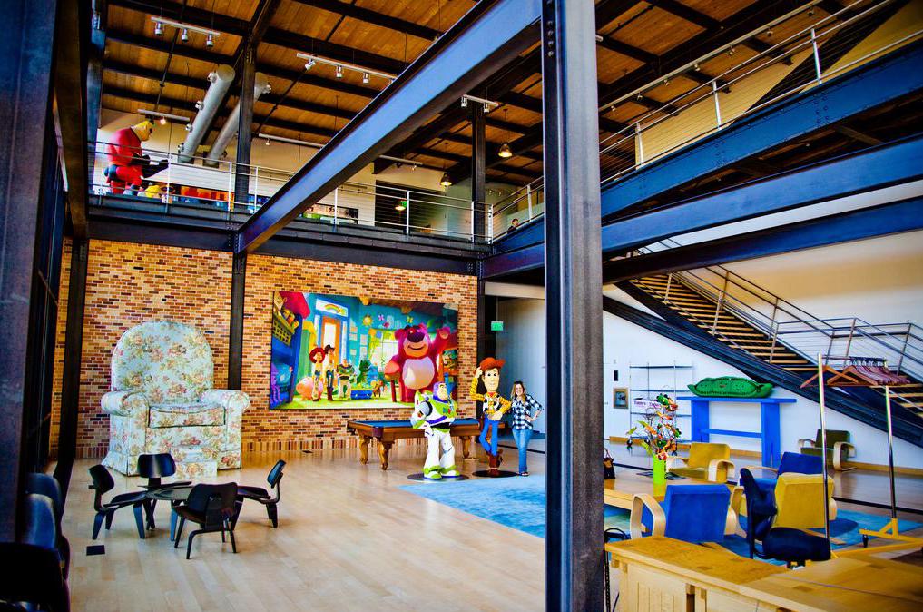 las oficinas de pixar jazzlosophy On oficinas pixar