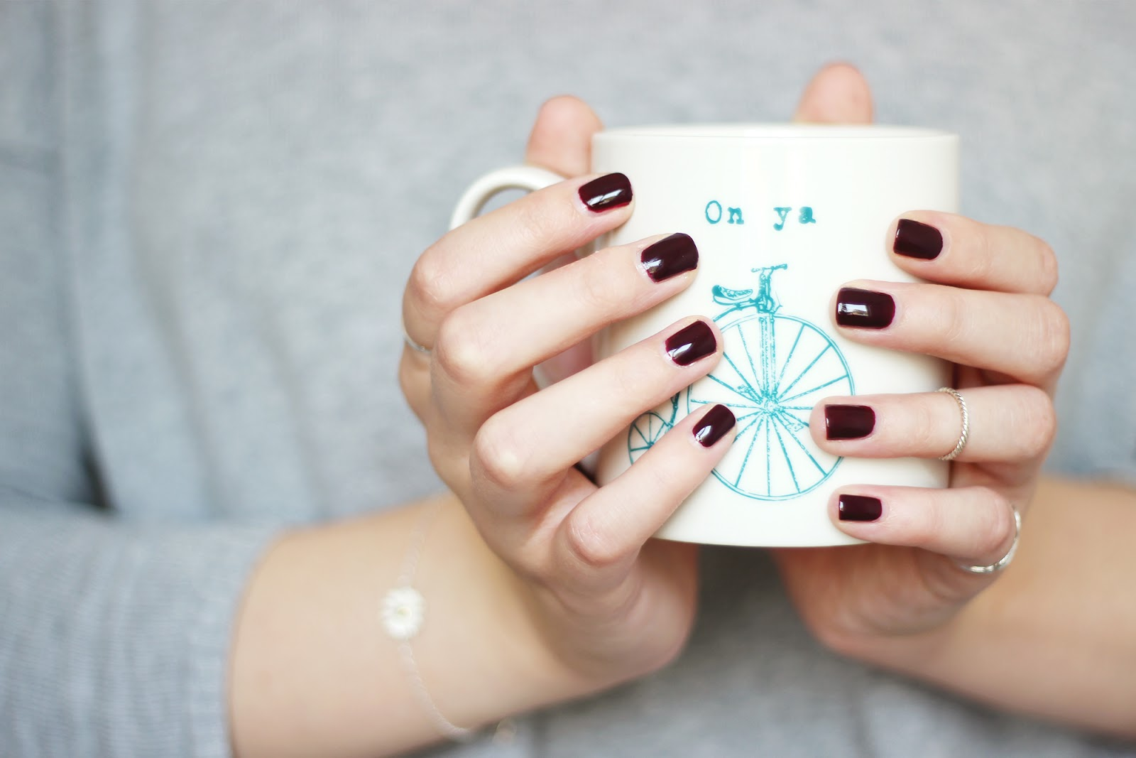 Back to Burgundy With Essie Sole Mate | I COVET THEE