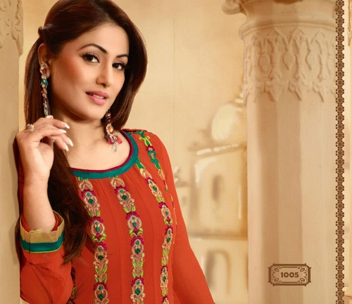 Hina Khan Akshara latest photos