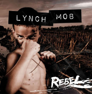 Lynch Mob - Rebel - cover