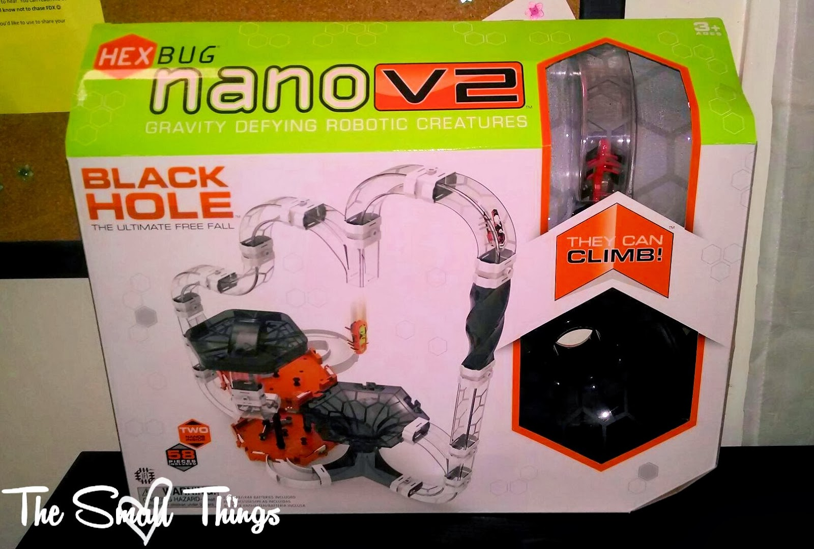 hexbug nano v2 black hole-#9