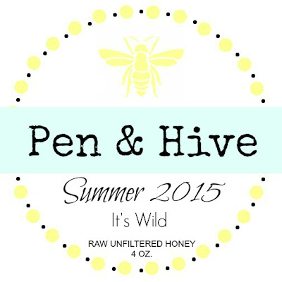 pen and hive art
