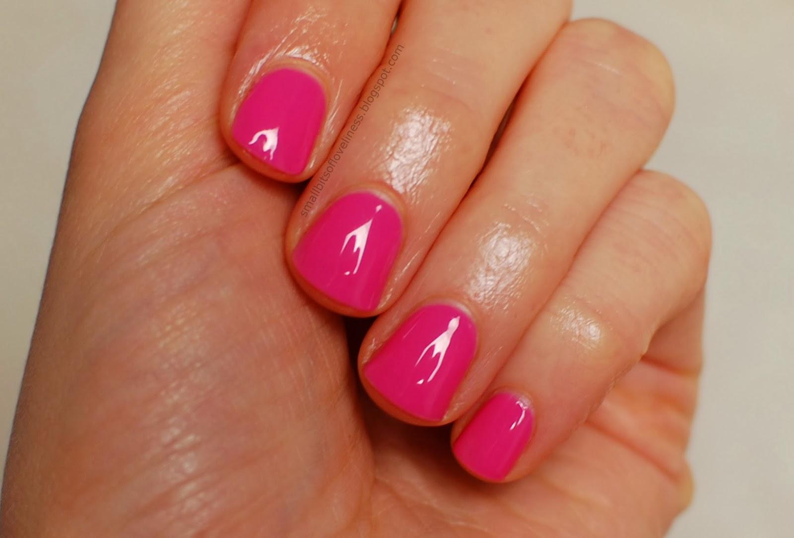 Kiko 288, Flamingo Pink
