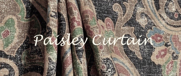 Paisley Curtain
