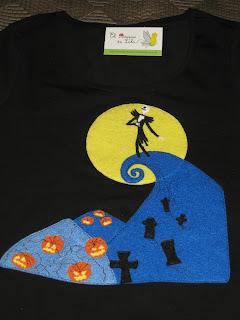 camiseta-customizada-fieltro-pesadilla-antes-naviada