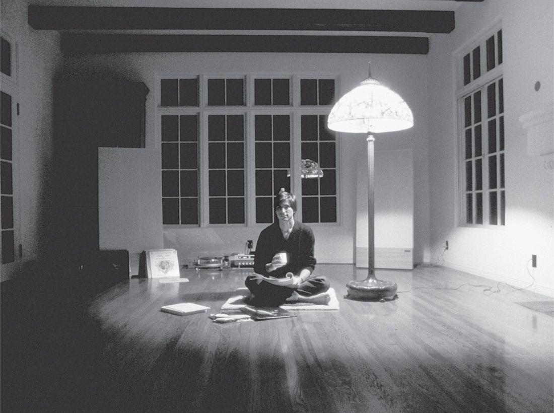 Steve Jobs 1996 At His Home In Woodside 1982 He Was Such A Perfectionist That Had Trouble Buying Furniture