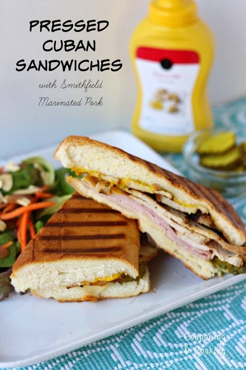 Tobins' Tastes: Pressed Cuban Sandwiches {With Smithfield ...
