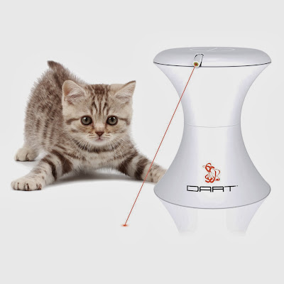 FroliCat DART TR1 : Mainan Kucing super canggih untuk kucing kesayangan